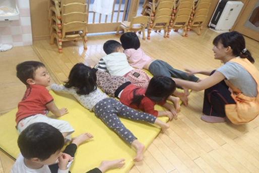 すこやか諏訪保育園(神奈川県川崎市高津区)