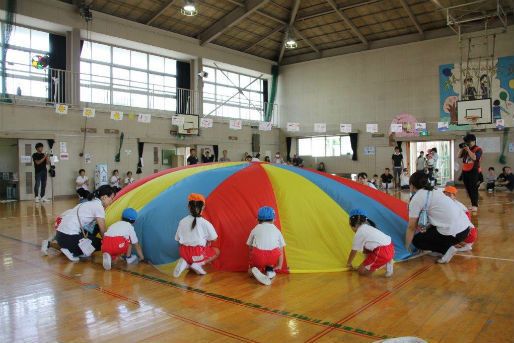 そよかぜ保育園(神奈川県厚木市)
