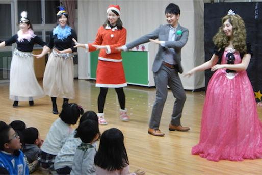 高山西保育園(岐阜県高山市)