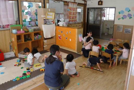 光の園保育学校(東京都墨田区)