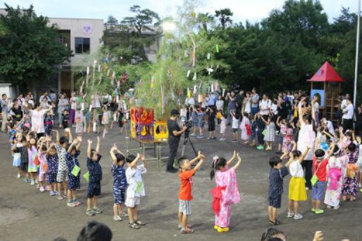白道保育園(静岡県三島市)
