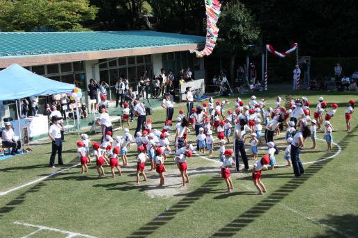 高森台保育園(愛知県春日井市)