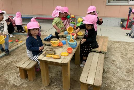 米野木台西保育園(愛知県日進市)