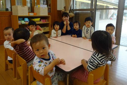 なかよし保育園(岡山県岡山市北区)