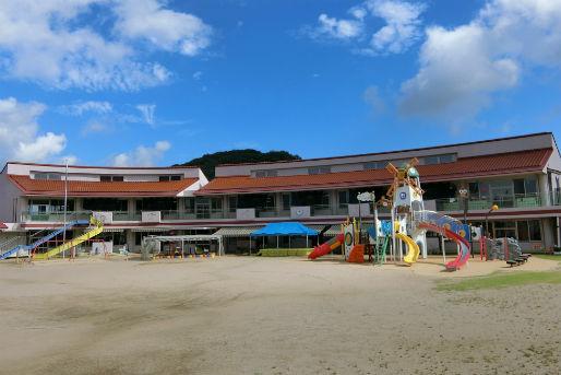 槌ヶ原ちどり保育園(岡山県玉野市)