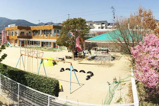 三ツ葉保育園(福岡県北九州市小倉南区)