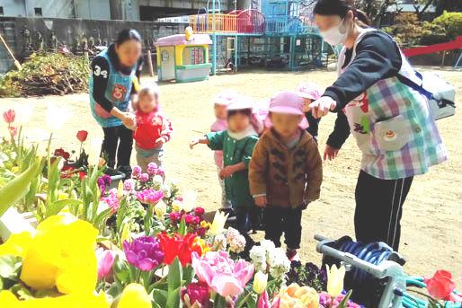 花園保育園(福岡県北九州市小倉南区)