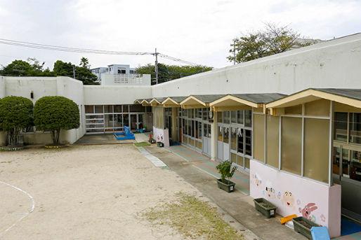 かめやま保育園(福岡県糟屋郡志免町)