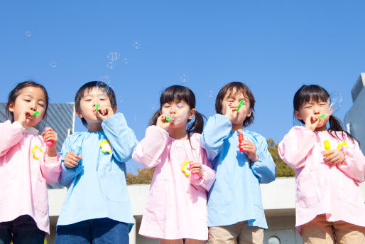 青葉桐の花保育園(福岡県那珂川市)