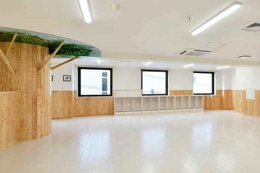太陽の子 大島五丁目保育園(東京都江東区)