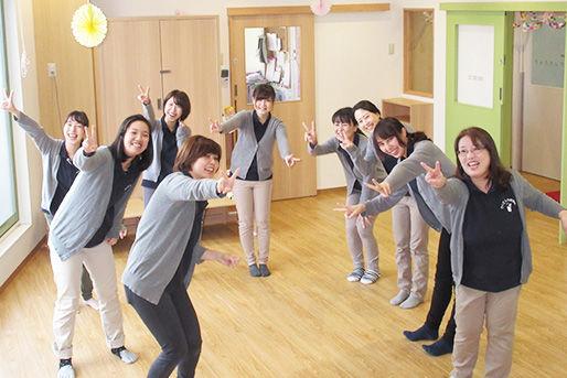 ウィズブック保育園西五反田(東京都品川区)