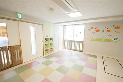 吉祥寺南町すみれ保育園(東京都武蔵野市)