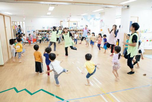 ピノキオ幼児舎 桃井保育園(東京都杉並区)