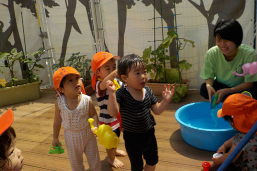 ピノキオ幼児舎 野方保育園(東京都中野区)