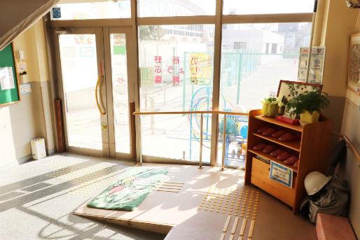 葛飾区立小谷野しょうぶ保育園(東京都葛飾区)