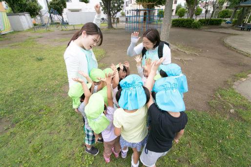 ちゃいれっく入船保育園(千葉県市川市)