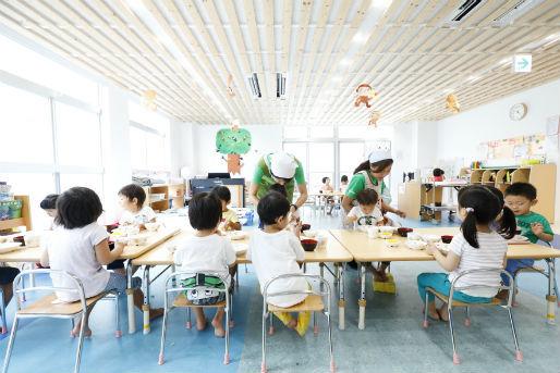 LittleK'sアクス本八幡保育園(千葉県市川市)