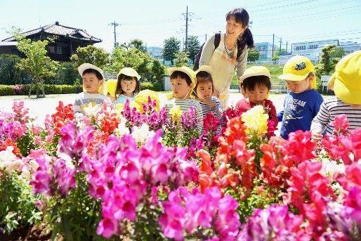 東かわぐちポポロ保育園(埼玉県川口市)