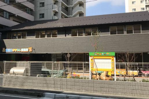 西川口クマさん保育所(埼玉県川口市)