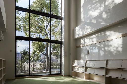 MIWA木場公園保育園(東京都江東区)