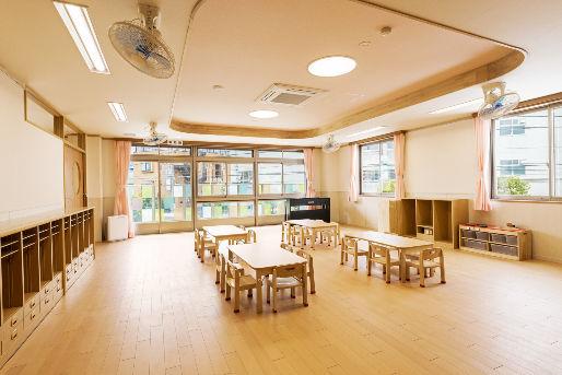 東小岩わんぱく保育園(東京都江戸川区)