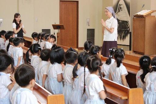 認定こども園 聖母被昇天学院幼稚園(大阪府箕面市)