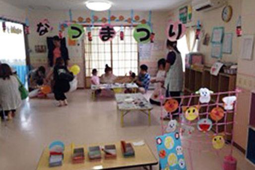神崎中央病院くすのき保育園(滋賀県東近江市)