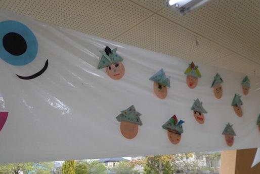 物部児童クラブ室(滋賀県守山市)