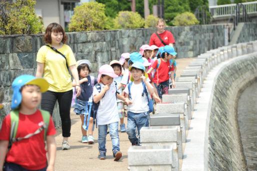 緑が丘エキナカ保育園(東京都目黒区)