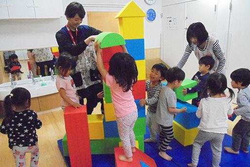 塚田ここわ保育園(千葉県船橋市)