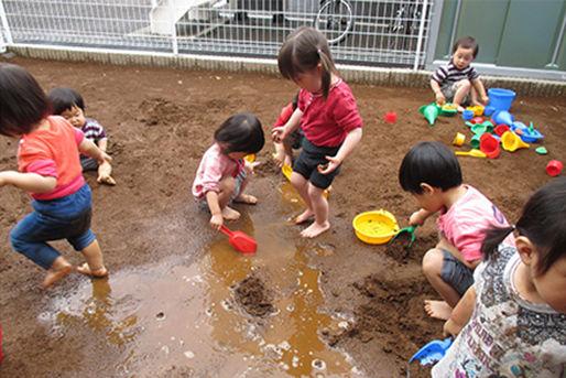 沓名おひさまの森保育園(静岡県静岡市葵区)