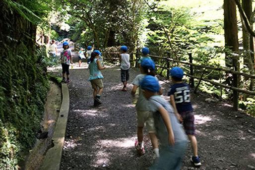 鞍馬山保育園(京都府京都市左京区)