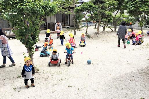 小規模保育園 けやき(福岡県福岡市城南区)