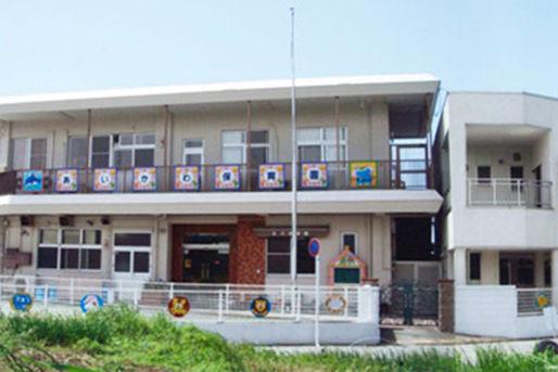 合川保育園(福岡県久留米市)