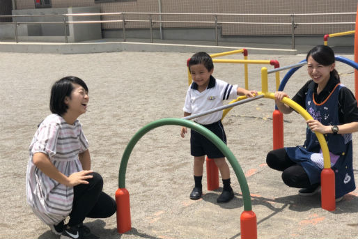星虹第二保育園(千葉県印西市)