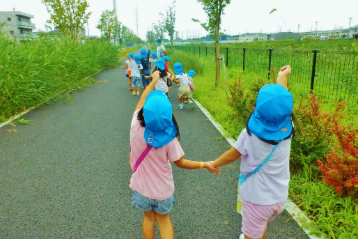 慶櫻ハナミズキ保育園(千葉県流山市)