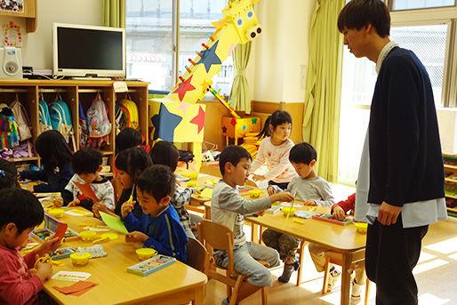 小学館アカデミーかりやど保育園(神奈川県川崎市中原区)