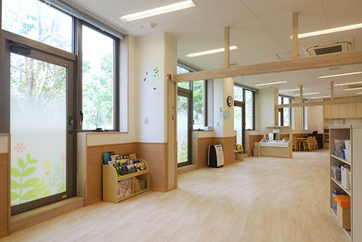 小学館アカデミー晴海保育園(東京都中央区)