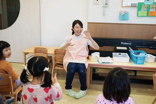 小学館アカデミーむさししんじょう保育園(神奈川県川崎市中原区)