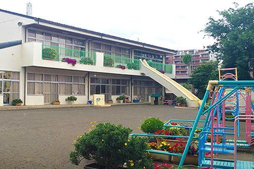 東覚院千歳幼稚園(東京都世田谷区)