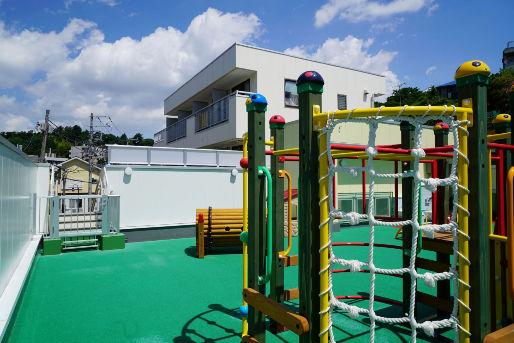聖保育園第二(神奈川県横浜市港北区)