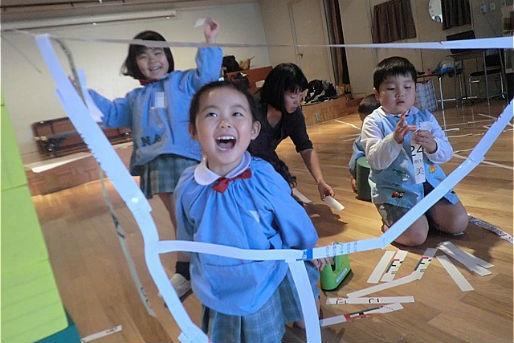 桐蔭学園幼稚部アフタースクール(神奈川県横浜市青葉区)