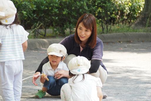 ゆらりんMOMOの家保育園(東京都杉並区)