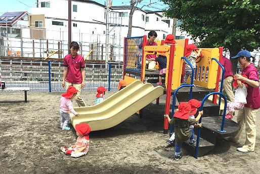 立石いろは保育園(東京都葛飾区)