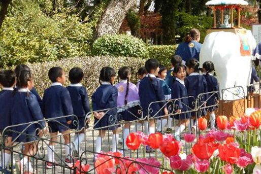 花ぞの保育園(福岡県福岡市博多区)