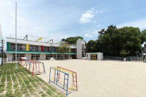 白山保育園(愛知県名古屋市守山区)