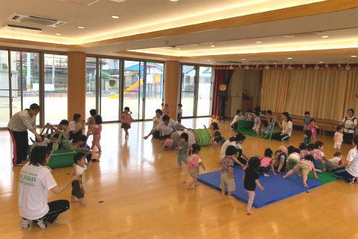 あけぼの保育園(福岡県福岡市中央区)
