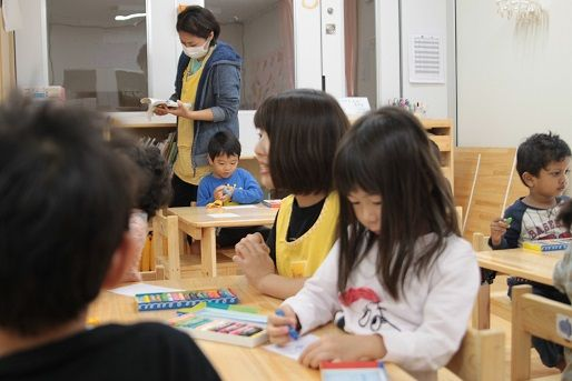 にじいろ保育園西亀有(東京都葛飾区)