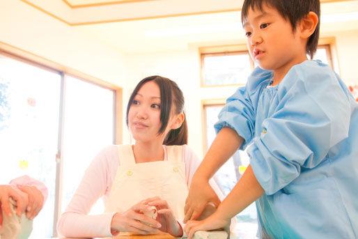 埼玉県立小児医療センター かりよん保育園(埼玉県蓮田市)