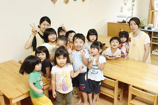 にじいろ保育園 江田(神奈川県横浜市青葉区)